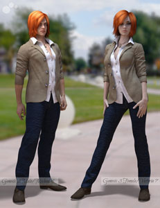 Wear Them All - Autofitting Clones and Clothing Smoothers for Genesis 3 Female(s)